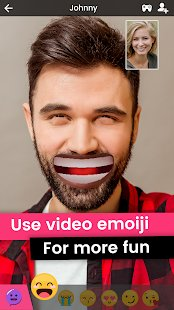 Screenshot FaceConnect: Play FaceDance Challenge & video chat