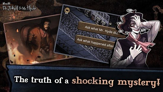 Screenshot MazM: Jekyll and Hyde
