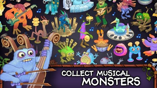 Screenshot My Singing Monsters