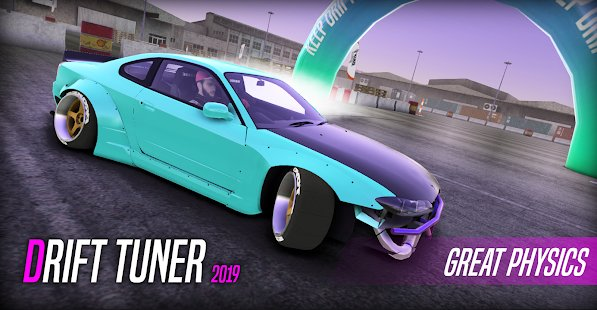 Screenshot Drift Tuner 2019