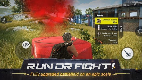 Screenshot RULES OF SURVIVAL
