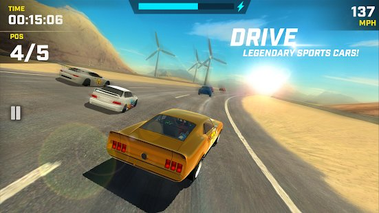 Screenshot Race Max