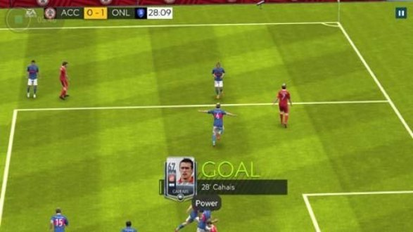 Screenshot FIFA Soccer: Gameplay