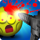 Icon Zombie Fest Shooter Game