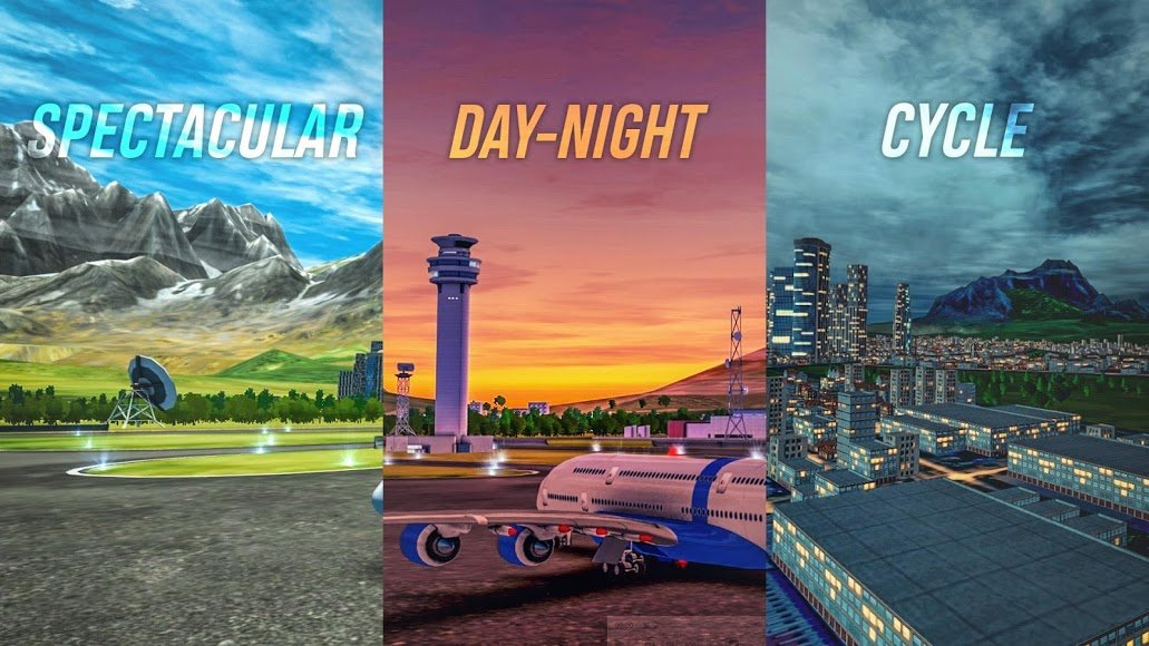 Download Flight Sim 2018 [MOD Unlimited Money] 1 2 9 APK +