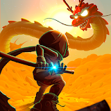 Ninja Dash - Shinobi Warrior: Run, Jump & Slash
