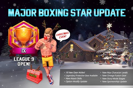 Screenshot Boxing Star