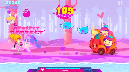 Screenshot Muse Dash