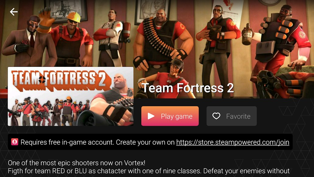 Download Vortex Cloud Gaming 1 0 184 APK for Android