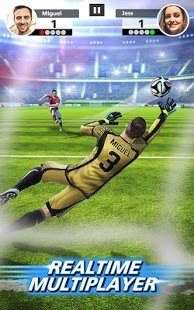 Screenshot Football Strike - Multiplayer Soccer