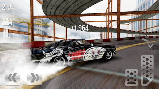 Screenshot Drift Max City - Car Racing in City