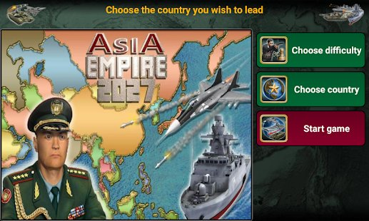 Screenshot Asia Empire 2027