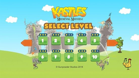 Screenshot Kastles - Medieval Mayhem