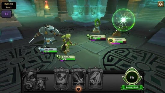 Screenshot BattleHand