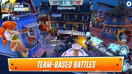 Screenshot Heroes of Warland
