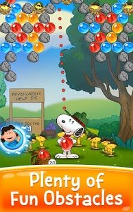 Screenshot Snoopy Pop
