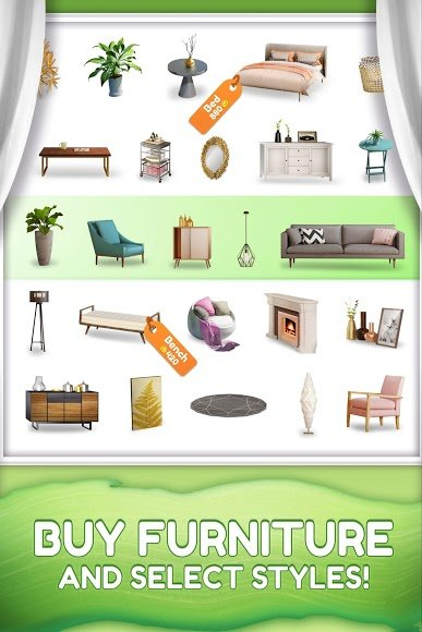 Download Homecraft - Home Design Game [MOD Money] APK for Android