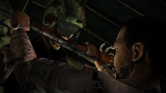 Screenshot The Walking Dead: Season One