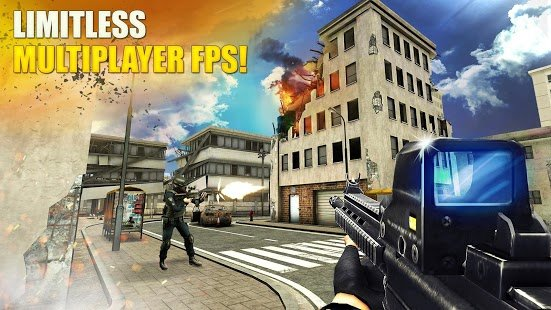 Screenshot Counter Assault - Online FPS