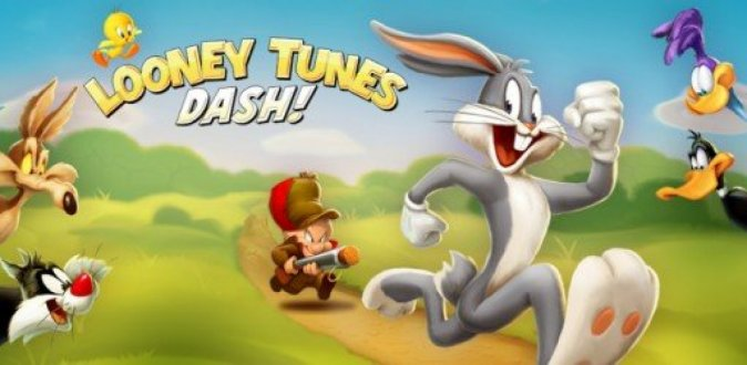 Screenshot Looney Tunes Dash