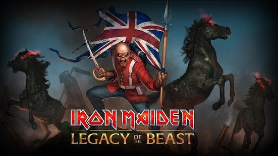 Screenshot Iron Maiden: Legacy of the Beast
