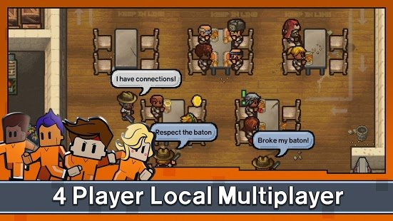 Screenshot The Escapists 2: Pocket Breakout