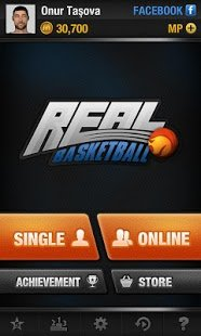 Screenshot Real Basketball