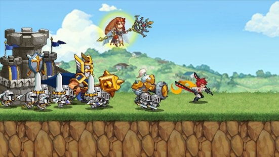 Screenshot Kingdom Wars