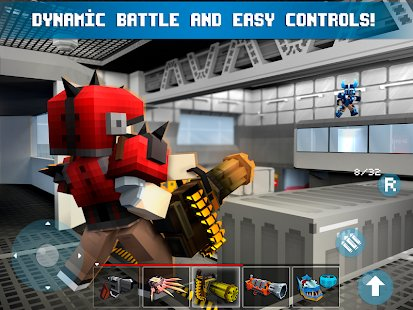 Screenshot Mad GunZ - Battle Royal