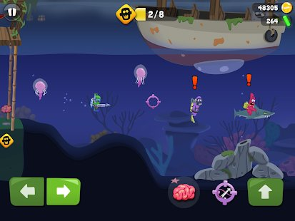 Screenshot Zombie Catchers