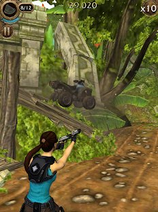 Screenshot Lara Croft: Relic Run