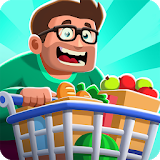 Icon Idle Supermarket Tycoon - Shop