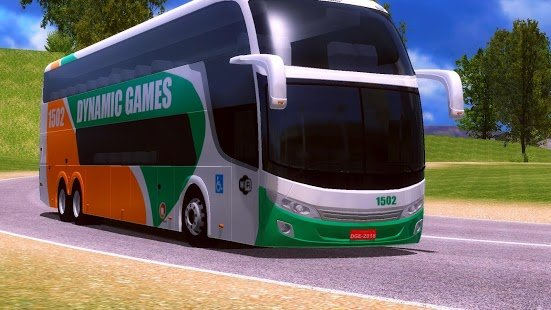 Screenshot World Bus Driving Simulator