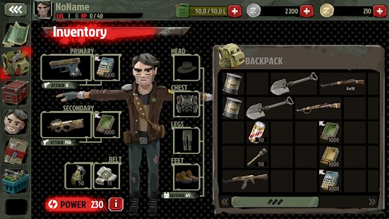 Screenshot The Walking Zombie 2: Zombie shooter