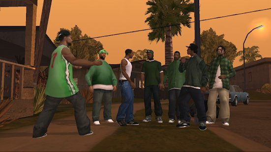 Screenshot Grand Theft Auto: San Andreas