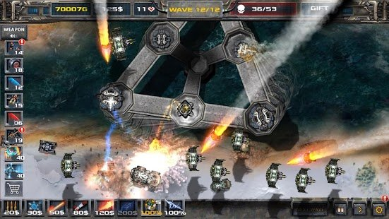 Screenshot Tower defense-Defense legend 2