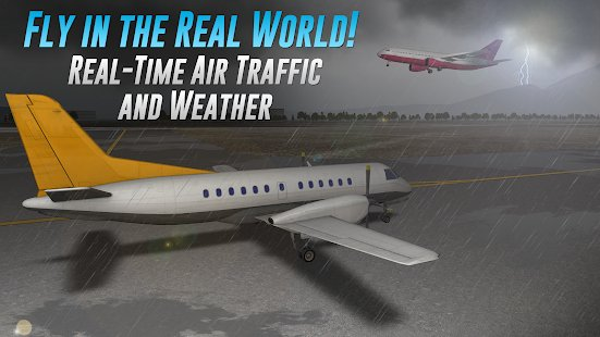 Screenshot Airline Commander - A real flight experience
