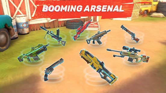 Screenshot Guns of Boom