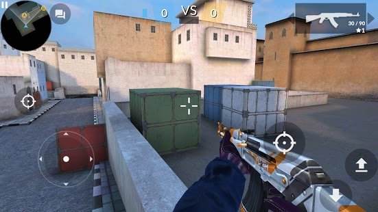 Screenshot Critical Strike CS: Counter Terrorist Online FPS