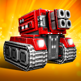 Icon Blocky Cars - Online