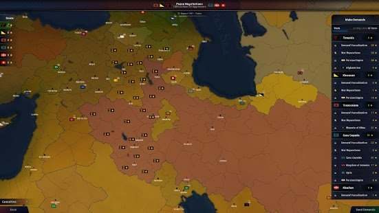 Screenshot Age of Civilizations II