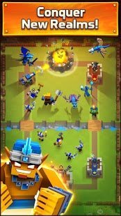 Screenshot Royale Clans – Clash of Wars