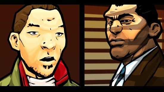 Screenshot GTA: Chinatown Wars