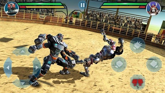 Screenshot Real Steel