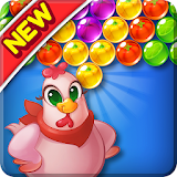 Icon Bubble CoCo: Color Match Bubble Shooter