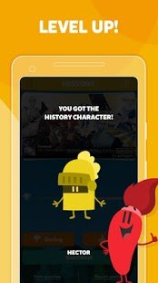 Screenshot Trivia Crack Heroes