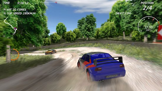 Screenshot Rally Fury - Extreme Racing