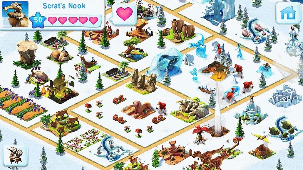 download ice age village 360f apk for android