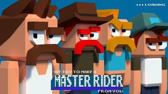 Screenshot Master Rider