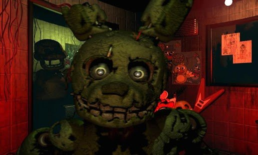 Screenshot Five Nights at Freddys 3